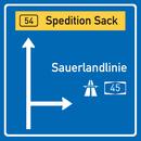 Sauerlandlinie/Spedition Sack