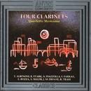 Four Clarinets/Quartetto Martesana