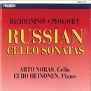 Russian Cello Sonatas/Arto Noras