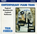 Contemporary Piano Trios/Trio Finnico