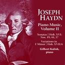 Joseph Haydn: Piano Music Volume II/GILBERT KALISH