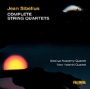 Jean Sibelius : Complete String Quartets/The Sibelius Academy Quartet And The New Helsinki Quartet