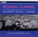 Modern Clarinet/Kullervo Kojo and Juhani Lagerspetz