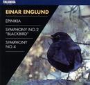 Englund : Epinikia, Symphony No.2, Symphony No.4/Helsinki Philharmonic Orchestra and Espoo Chamber Orchestra