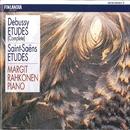 Debussy : Etudes [Complete] - Saint-Saëns : Etudes/Margit Rahkonen