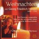 Weihnachten mit Georg Friedrich Händel/Claudia Klinkenberg