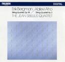 Bergman : String Quartet Op.98 & Aho : String Quartet No.3/The Jean Sibelius Quartet