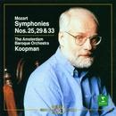 Mozart : Symphonies Nos 25, 31, 'Paris' & 41, 'Jupiter'/Ton Koopman