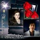 I Miss You [Wir vermissen Dich]/Alex De. & Ann-Madeleine