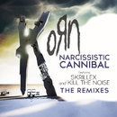 Narcissistic Cannibal (feat. Skrillex and Kill The Noise) [The Remixes]/KOяN