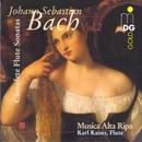 Bach: Flute Sonatas Vol. 2/Karl Kaiser, Musica Alta Ripa
