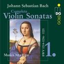 Bach: Violin Sonatas Vol. 1/Musica Alta Ripa, Ursula Bundies, Anne Röhrig