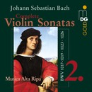 Bach: Violin Sonatas Vol. 2/Musica Alta Ripa, Ursula Bundies, Anne Röhrig
