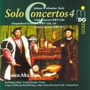 Bach: Complete Solo Concertos Vol. 4/Musica Alta Ripa