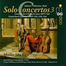 Bach: Complete Solo Concertos Vol. 3/Musica Alta Ripa