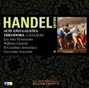 Handel Edition Volume 8 - Acis and Galatea, Theodora, Agrippina condotta a morire, Armida abbandonata, La Lucrezia/Handel Edition