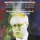 Symphony No.2 & Symphony-Concerto for cello & orchestra/Mstislav Rostropovitch