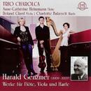 Genzmer: Werke für Flöte, Viola und Harfe/Trio Charolca