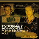 The 90's Productions, Vol.1/Rowpieces & Monaco GZA