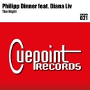 The Night (feat. Diana Liv)/Philipp Dinner