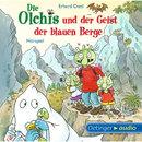 Die Olchis und der Geist der blauen Berge/Erhard Dietl