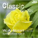 Mozart: Symphonien - Vol. 3/Orchestra Filarmonica Italiana
