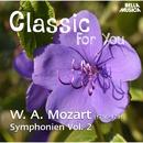 Mozart: Symphonien - Vol. 2/Orchestra Filarmonica Italiana