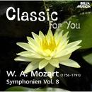 Mozart: Symphonien - Vol. 8/Orchestra Filarmonica Italiana