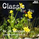 Mozart: Symphonien - Vol. 9/Orchestra Filarmonica Italiana