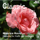Classic for You: Ravel: Concerto for Piano and Orchestra/Slovak Radio Symphony Orchestra, Estela Olevsky, Paulina Stark