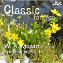 Mozart: Symphonien - Vol. 10/Orchestra Filarmonica Italiana