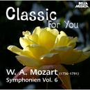 Mozart: Symphonien - Vol. 6/Orchestra Filarmonica Italiana