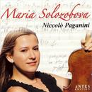 """""""Paganini...""""/Cape Philharmonic Orchestra, Maria Solozobova"""