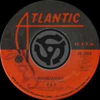 Roundabout [Single Edit] / Long Distance Runaround [Digital 45]/Yes