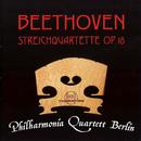 Beethoven: Quartette Op. 18, No. 1 - 6/Philharmonia Quartett Berlin