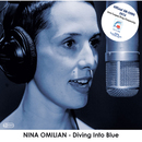 Diving Into Blue/Nina Omilian