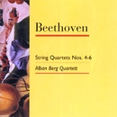 Beethoven: String Quartets Op. 18 Nos. 4- 6/Alban Berg Quartett