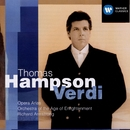 Verdi Arias/Thomas Hampson/Orchestra of the Age of Enlightenment/Sir Richard Armstrong