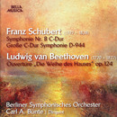 Schubert: Symphonie No. 8 - Beethoven: Ouvertüre Op. 124/Berliner Symphonisches Orchester, Carl A. Bünte
