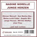 Junge Herzen/Nadine Norelle