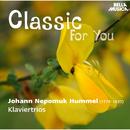 Classic for You: Hummel: Klaviertrios, Op. 83, Op. 93/Ivan Gajan, Viktor Simcisko, Juraj Alexander