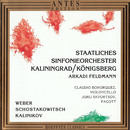 Staatliches Symphonieorchester Kaliningrad / Königsberg/Staatliches Symphonieorchester Kaliningrad / Königsberg, Arkadi Feldmann