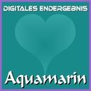 Aquamarin/Digitales Endergebnis