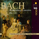 Bach: Brandenburg Concertos No. 1-6/Konrad Hünteler, Camerata des 18. Jahrhunderts