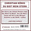 Du bist mein Stern/Christian König
