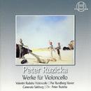 Ruzicka: Werke für Violoncello/Camerata Salzburg, Peter Ruzicka