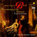 Bach: Brandenburg Concertos [Arranged for Piano 4 Hands]/Klavierduo Trenkner-Speidel