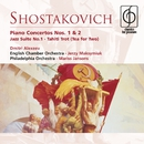 Shostakovich: Piano Concertos Nos. 1 & 2 etc/Dmitri Alexeev/Jerzy Maksymiuk