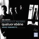 Brahms: Piano Quintet No. 1/Quatuor Ébène/Akiko Yamamoto