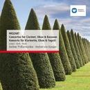 Mozart: Concertos for Clarinet, Oboe & Bassoon - Konzerte für Klarinette, Oboe & Fagott/Herbert von Karajan/Karl Leister/Lothar Koch/Gunter Piesk